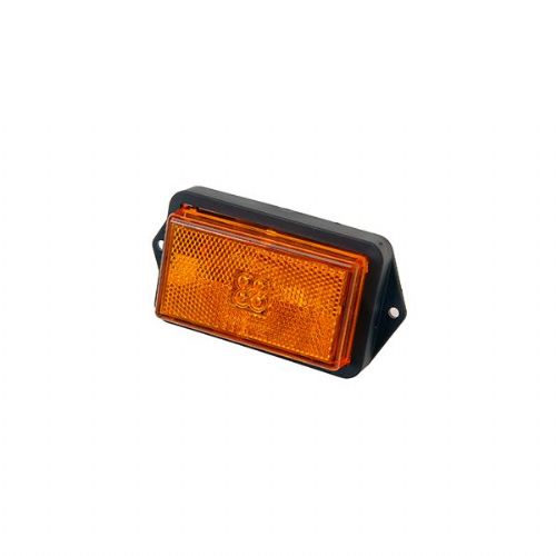 LED Marker Lamp With Reflex Reflector & CE Connector - 24V-620/01/04PP